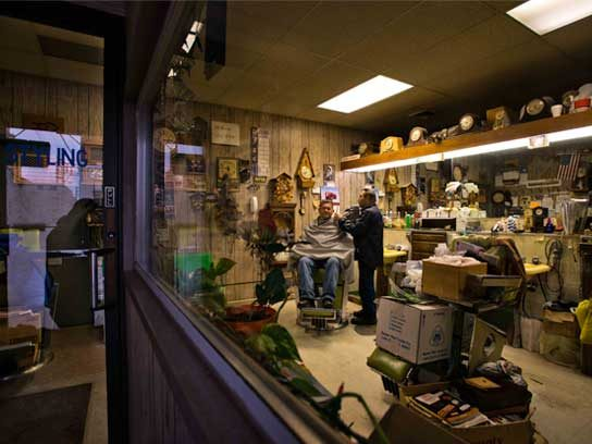 10 Nostalgic Photos of Small-town Barbershops Readers Digest