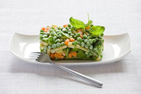 'Gourmet' frozen vegetables