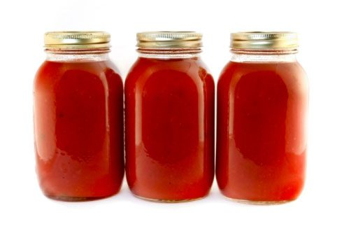 Tomato-based pasta sauces