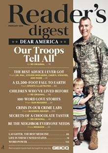 Reader's Digest: February 2015