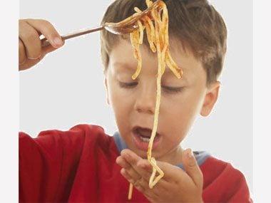 Overdone pasta
