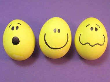 Egg Character Design Ideas : Unique easter egg decorating ideas reader s digest
