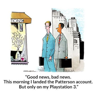 Funny Work Cartoons to Get Through the Week | Reader\'s Digest