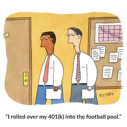 These Sports Cartoons Are Real Winners