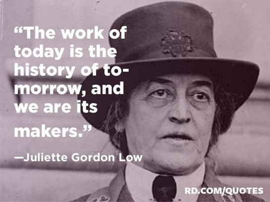 11 Quotes From Impressive Historical Women