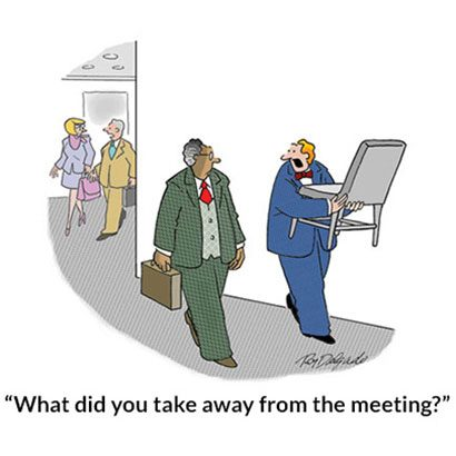 Funny Work Cartoons To Get Through The Week Reader S Digest