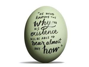 happiness egg