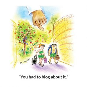 Blogging, Tweeting, Apps, Oh My! 23 Funny Cartoons Technophobes Can Appreciate