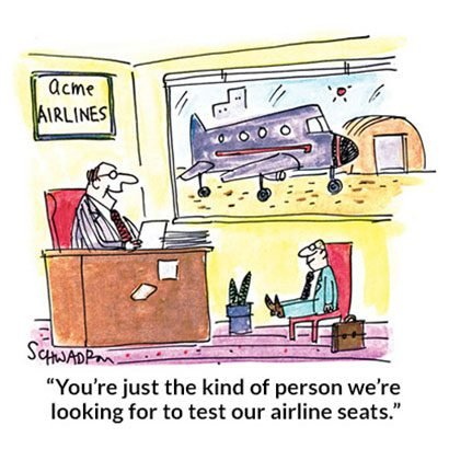 20 Travel Cartoons That Find the Funny in Everything
