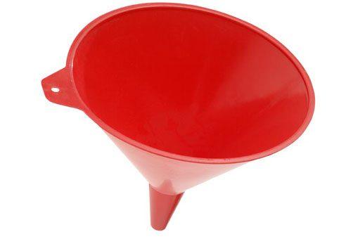 Make a funnel.