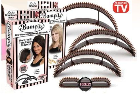 Bumpits Volumizing Hair Inserts