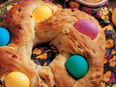Easter Tradition: Breads