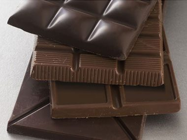 Choose dark chocolate over milk chocolate.