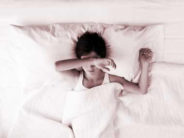 Sleep changes