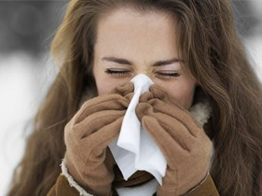 Relieve a stuffy nose