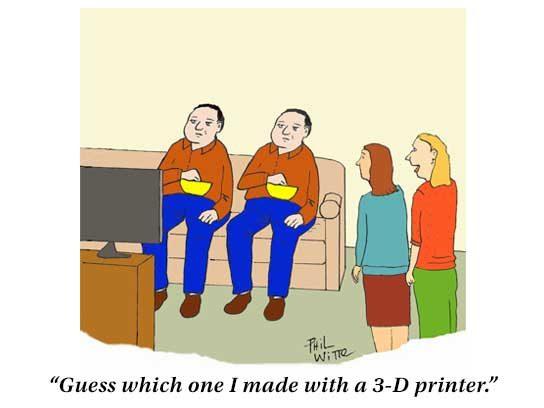 may 2015 life 3D printer