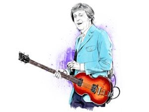 12 Magical Paul McCartney Quotes on Love, Optimism, and His Final Moments With George