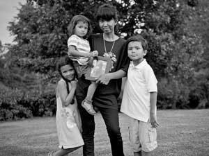 june 2015 evans family