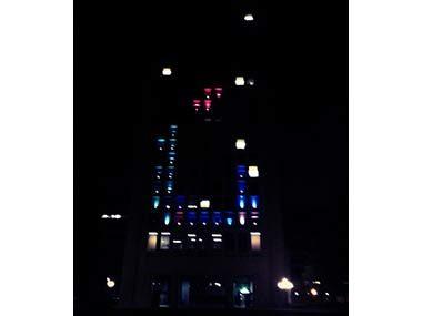 2012: Tower of Tetris