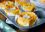 muffin tin meals lasagna cups