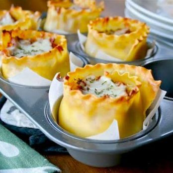 7 Mini Meals You Can Make In a Muffin Tin