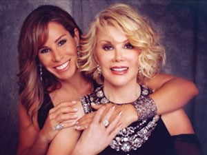 7 Stories That Tell What It's Like to Grow Up With the Outrageous Joan Rivers as Your Mom