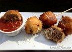 state fair foods spaghetti meatballs