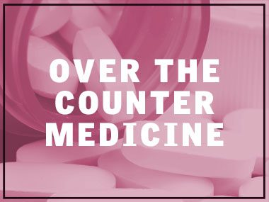over the counter antibiotics for stds
