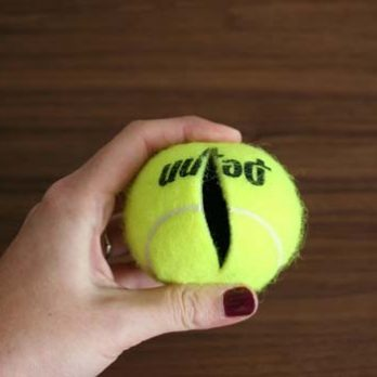 11 Genius Ways Tennis Balls Can Make Your Life Better