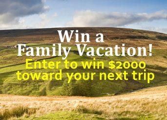 Win a Family Vacation!