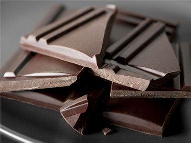 apple health benefits chocolate