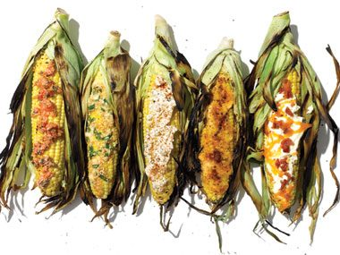 grilled corn opener
