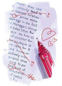 true stories pen paper love