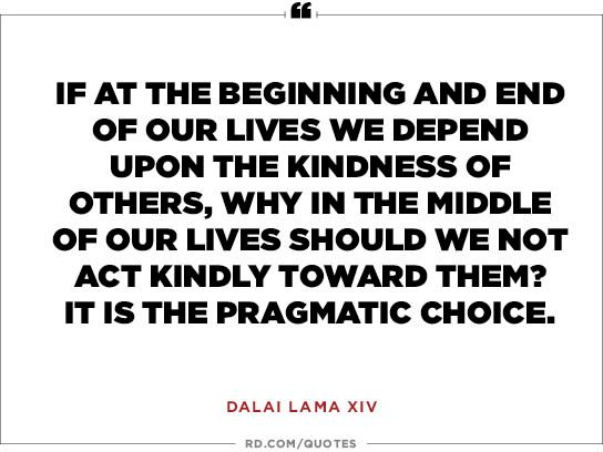 Dalai Lama Quotes That Inspire Readers Digest
