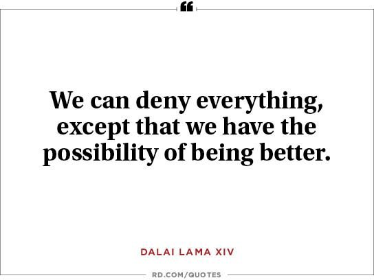 Dalai Lama Quotes That Inspire Readers Digest