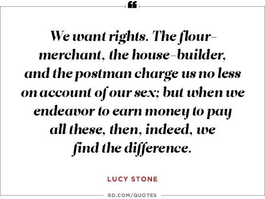 First Wave Feminist Quotes That Still Resonate Today Readers Digest