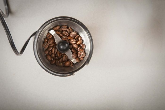 uses for rice clean coffee grinder