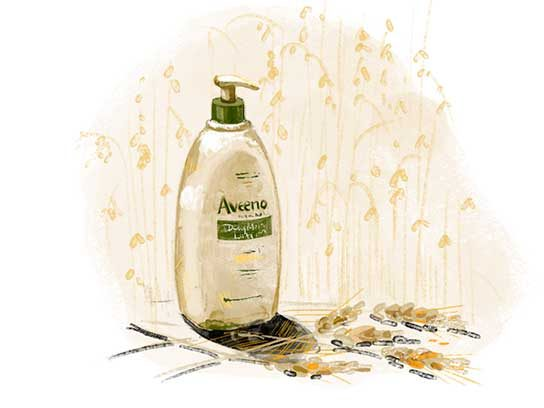 Most Trusted Body Lotion/Moisturizer: Aveeno*