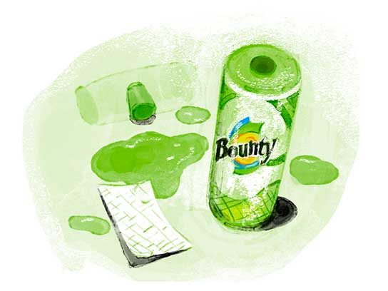 Most Trusted Paper Towels: Bounty