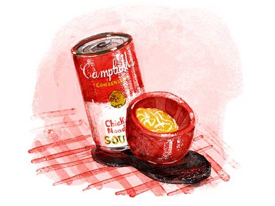 Most Trusted Soup: Campbell's