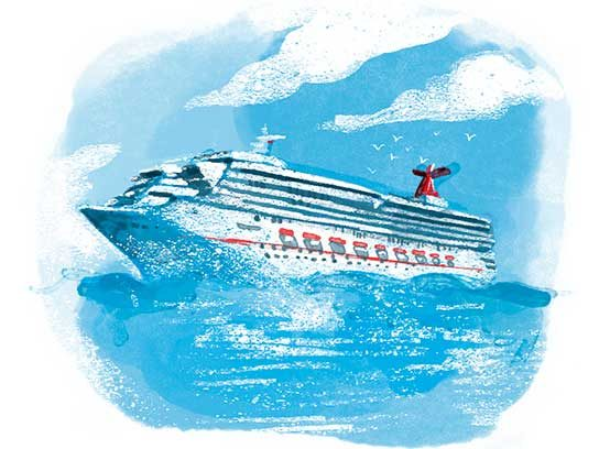 Most Trusted Cruise Line: Carnival Cruise Lines