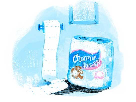 Most Trusted Bathroom Tissue: Charmin