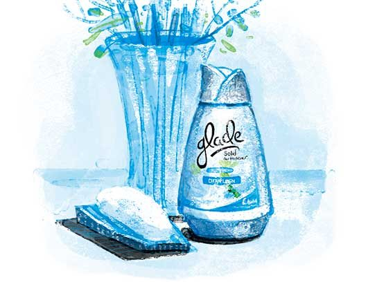 Most Trusted Air Freshener: Glade