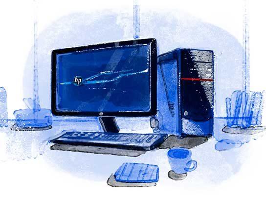 Most Trusted Computer: Hewlett-Packard*
