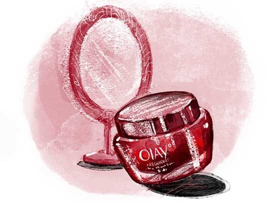 Most Trusted Facial Moisturizer/Cream: Olay