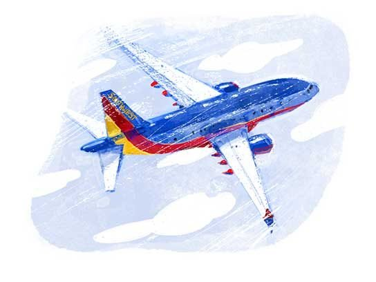 Most Trusted Airline: Southwest Airlines