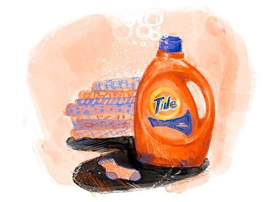 Most Trusted Laundry Detergent: Tide