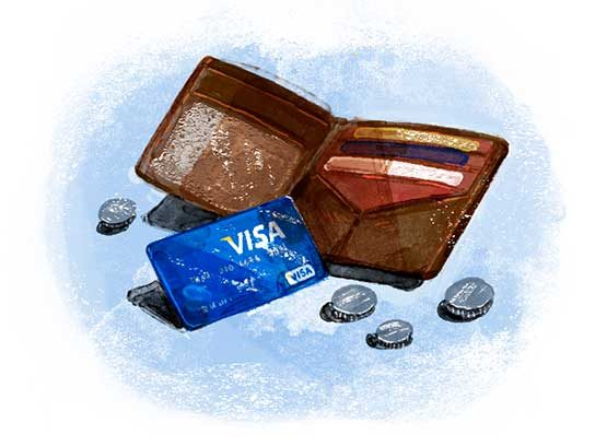 Most Trusted Credit Card: Visa