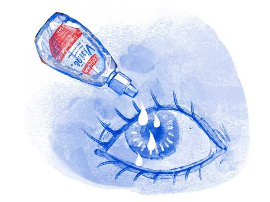 Most Trusted Eye Health Brand: Visine