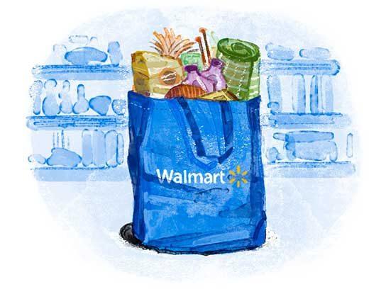 Most Trusted Mass Merchandiser Retail Store: WalMart